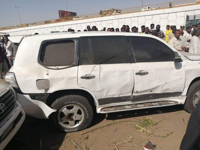 Thủ tướng Sudan không bị thương trong vụ ám sát tại thủ đô Khartoum - Ảnh 2