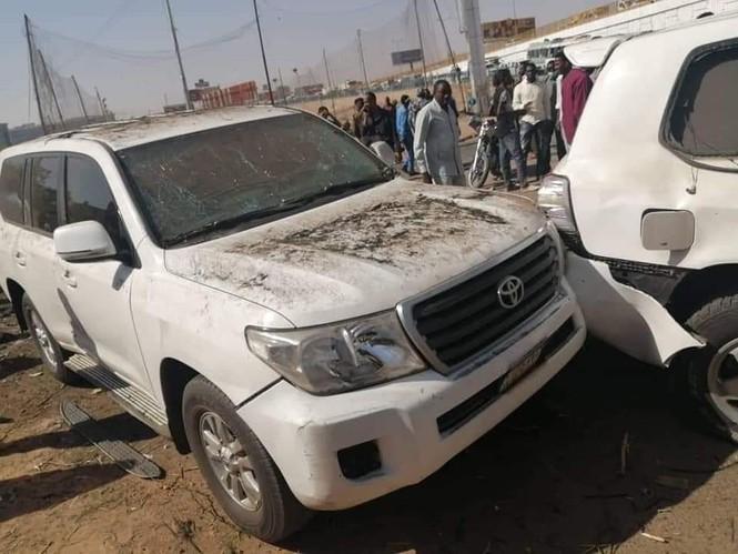 Thủ tướng Sudan không bị thương trong vụ ám sát tại thủ đô Khartoum - Ảnh 4