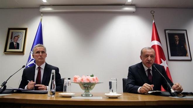 Tin tức quân sự mới nóng nhất ngày 10/3: Tổng thống Thổ Nhĩ Kỳ yêu cầu EU, NATO hỗ trợ thêm tại Syria - Ảnh 1