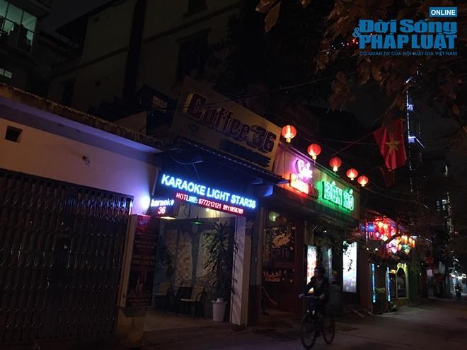 Hà Nội: Nhiều quán bar, karaoke dừng hoạt động, nơi vẫn mở cửa trong cảnh đìu hiu - Ảnh 5
