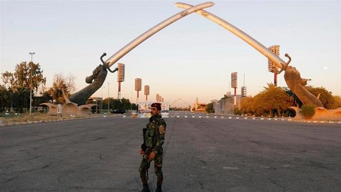 Vùng Xanh, gần Đại sứ Quán Mỹ ở Iraq tiếp tục hứng tên lửa - Ảnh 1