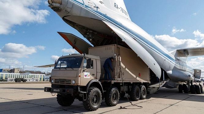 Nga triển khai 9 vận tải cơ chở 100 chuyên gia, 8 đội quân y cùng trang bị y tế tới Italy  - Ảnh 1