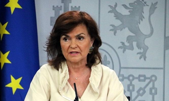 Phó Thủ tướng Tây Ban Nha nhập viện do nhiễm trùng đường hô hấp - Ảnh 1