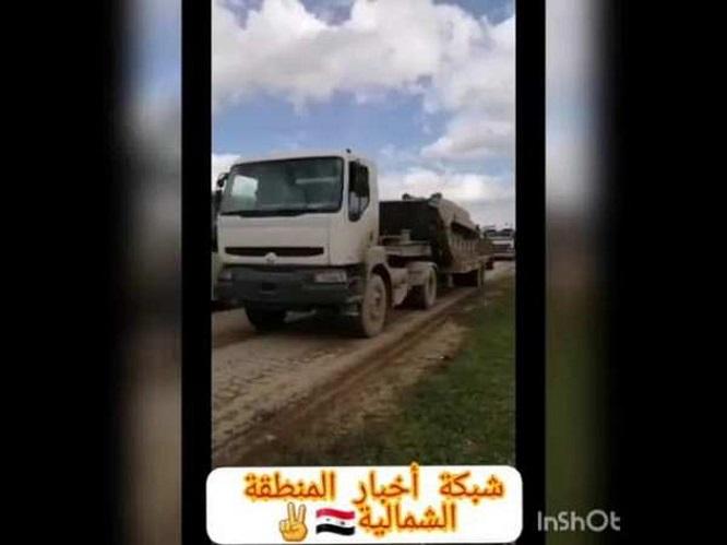 Tin tức quân sự mới nóng nhất ngày 23/3: Quân đội Syria ồ ạt kéo vũ khí tới Idlib - Ảnh 1
