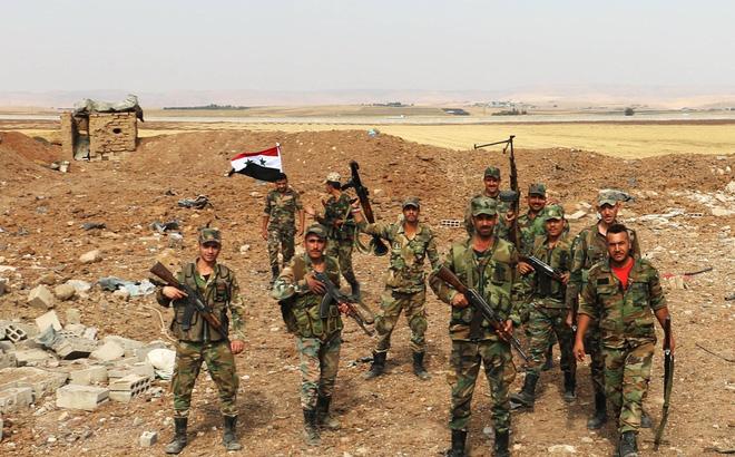Tin tức quân sự mới nóng nhất ngày 24/3: Syria khai hỏa, bắn hạ UAV gần căn cứ Nga - Ảnh 2