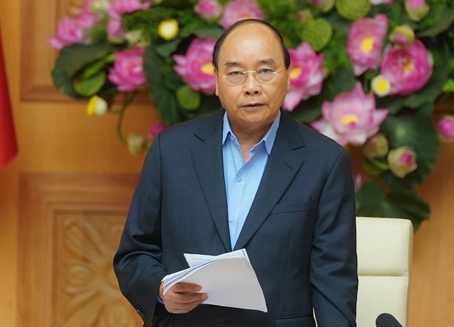 Thủ tướng: Không ngồi chờ, không có cơ chế xin cho trong phòng chống COVID-19 - Ảnh 1