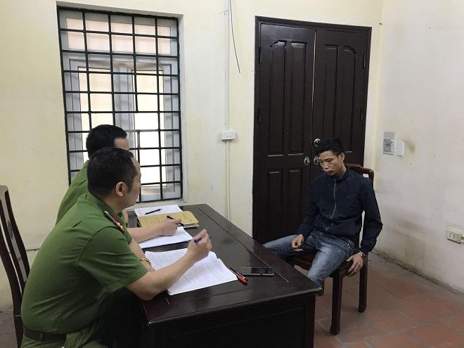 Bắc Ninh: Bắt giữ đối tượng sát hại tài xế xe ôm, cướp tài sản  - Ảnh 1
