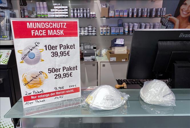 Tin tức thế giới mới nóng nhất ngày 5/3: Đức, Nga cấm xuất khẩu thiết bị bảo hộ y tế - Ảnh 1