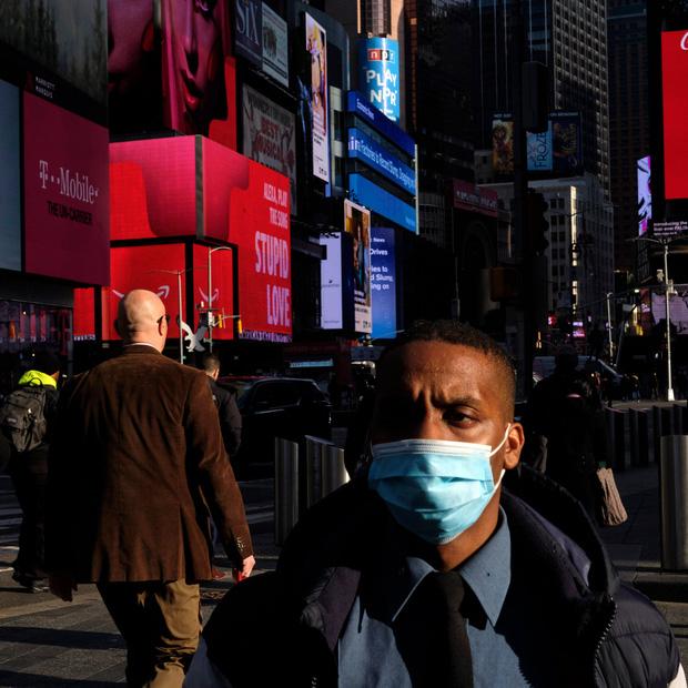 48h kể từ khi phát hiện ca nhiễm Covid-19 đầu tiên ở New York  - Ảnh 1