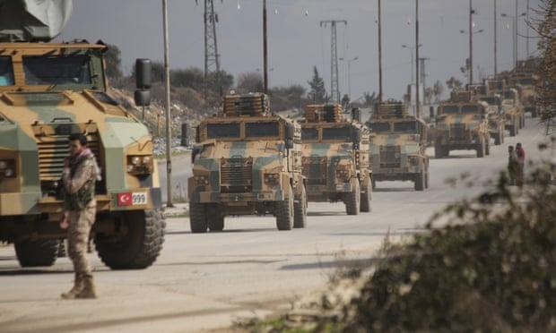 Trả đũa vụ hai quân nhân tử vong, Thổ Nhĩ Kỳ phản công dữ dội khiến 21 binh sĩ Syria tử trận - Ảnh 1