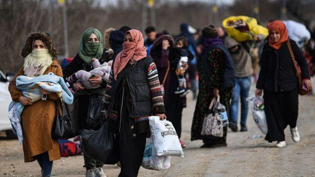 Thổ Nhĩ Kỳ điều 1.000 cảnh sát đặc nhiệm tới biên giới với Hy Lạp nhằm ngăn người di cư quay trở lại - Ảnh 1