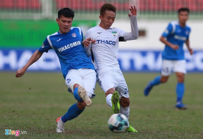 HLV Lee Tae-hoon lý giải việc Tuấn Anh không ra sân trận HAGL vs Than Quảng Ninh - Ảnh 1