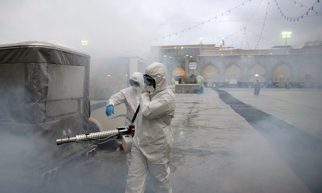 Tin tức thế giới mới nóng nhất ngày 8/3: Số ca nhiễm mới trong ngày tại Iran gấp gần 11 lần Trung Quốc - Ảnh 1