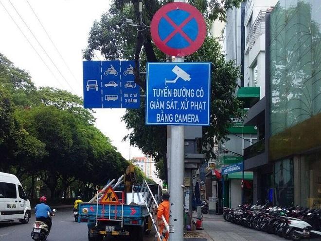 Danh sách 14 tuyến đường tại TP.HCM phạt nguội qua camera giao thông từ ngày 10/3 - Ảnh 1