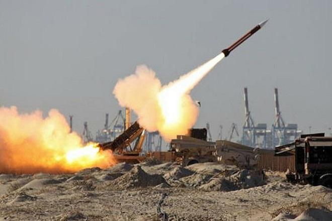 Tin tức quân sự mới nóng nhất ngày 1/4: Patriot Mỹ đánh chặn tên lửa tấn công căn cứ ở Iraq - Ảnh 1