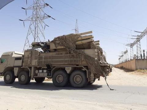 Tin tức quân sự mới nóng nhất ngày 12/4: Pantsir-S1 bắn rơi Bayraktar TB2 của Thổ Nhĩ Kỳ - Ảnh 1