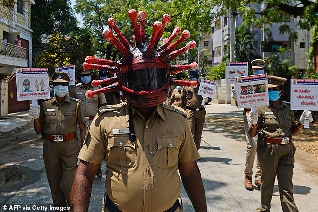 Vi phạm quy định phong tỏa tại Ấn Độ, du khách bị chép phạt 500 lần - Ảnh 2
