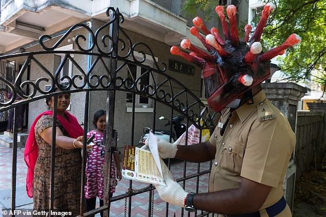 Vi phạm quy định phong tỏa tại Ấn Độ, du khách bị chép phạt 500 lần - Ảnh 3