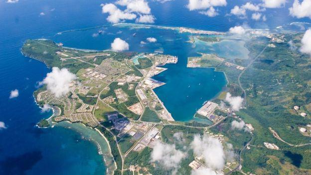 """Đảo Guam: """"Cơ bắp"""" quan trọng cất giấu sức mạnh quân sự của Mỹ tại Tây Thái Bình Dương - Ảnh 1"""
