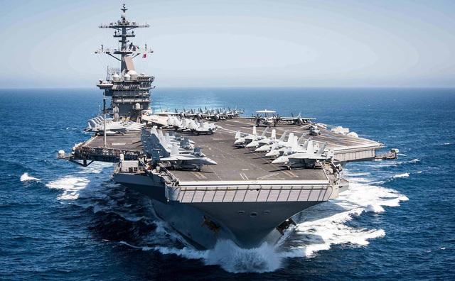 Rò rỉ tâm thư kêu cứu vì Covid-19, hạm trưởng tàu sân bay Mỹ có thể bị kỷ luật - Ảnh 1