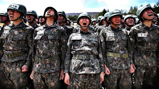 """Thủy quân lục chiến Hàn Quốc: Nơi tạo nên những """"con sói biển"""" nguy hiểm  - Ảnh 1"""