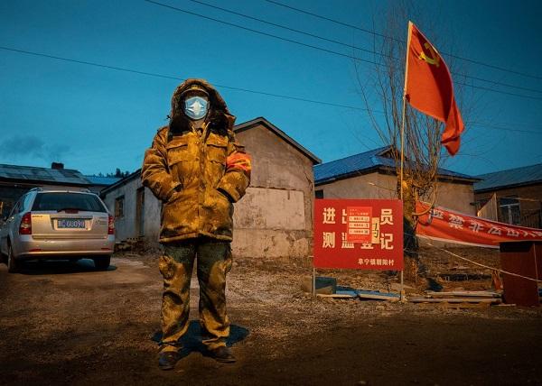 Trung Quốc phong tỏa thành phố 10 triệu dân Cáp Nhĩ Tân do Covid-19  - Ảnh 1