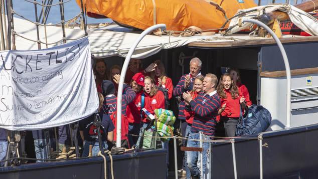 24 sinh viên Hà Lan lênh đênh trên biển hơn 5 tuần do dịch Covid-19 - Ảnh 1