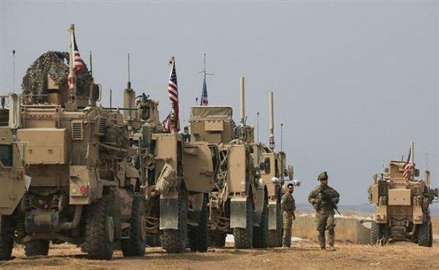 20 xe tải Mỹ ồ ạt chuyển khí tài quân sự từ Iraq tới Syria - Ảnh 1