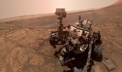 Thợ săn UFO phát hiện 'thằn lằn ngoài hành tinh' trên Sao Hỏa - Ảnh 2