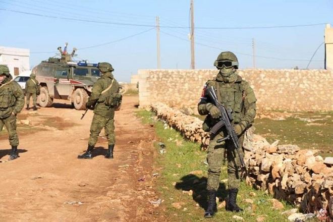 """Phiến quân chặn đường tuần tra của binh sĩ Nga tại """"chảo lửa"""" Idlib - Ảnh 1"""