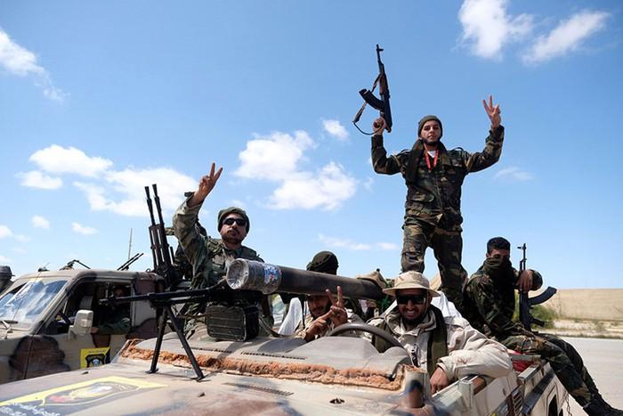Tin tức quân sự mới nóng nhất ngày 9/4: Libya bắn hạ hai UAV Thổ Nhĩ Kỳ - Ảnh 2