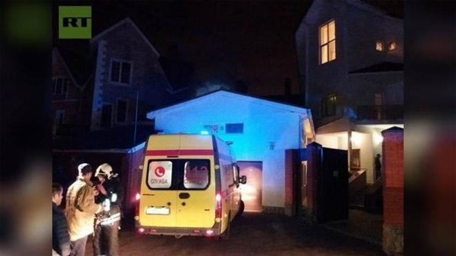 Hiện trường vụ cháy viện dưỡng lão kinh hoàng khiến 10 người thiệt mạng - Ảnh 3