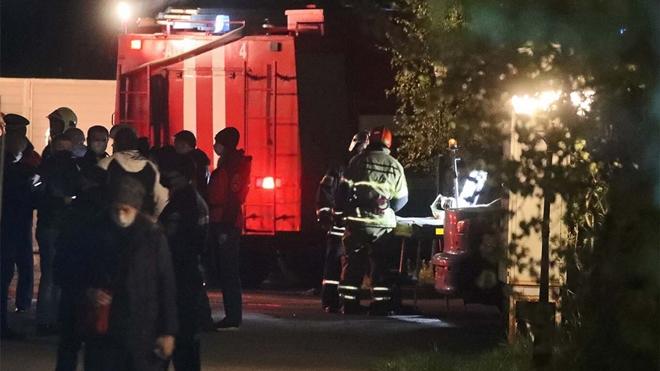 Hiện trường vụ cháy viện dưỡng lão kinh hoàng khiến 10 người thiệt mạng - Ảnh 4