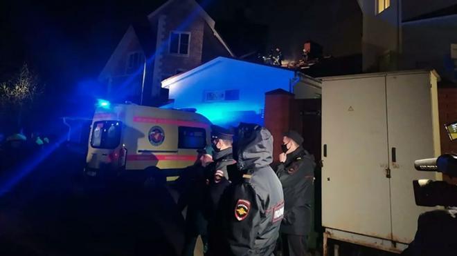 Hiện trường vụ cháy viện dưỡng lão kinh hoàng khiến 10 người thiệt mạng - Ảnh 6