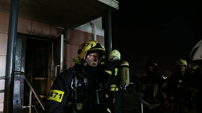 Hiện trường vụ cháy viện dưỡng lão kinh hoàng khiến 10 người thiệt mạng - Ảnh 7