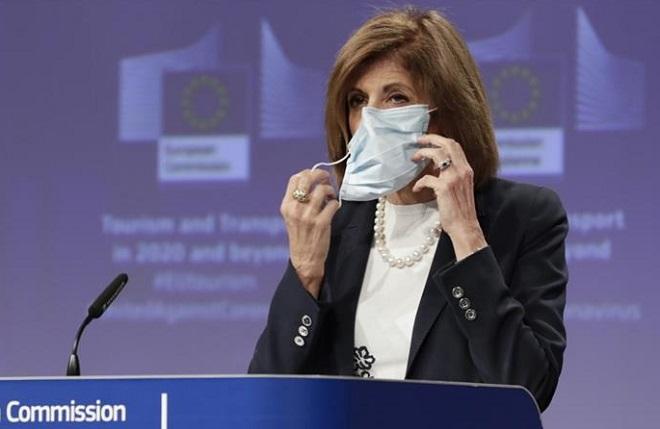 EU ngừng phân phối 10 triệu khẩu trang Trung Quốc do không đạt chất lượng - Ảnh 1