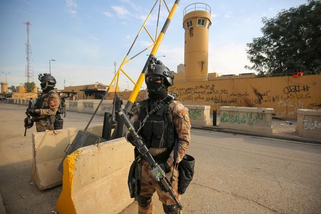 Tin tức quân sự mới nóng nhất ngày 19/5: Rocket lại nổ gần đại sứ quán Mỹ tại Iraq - Ảnh 1