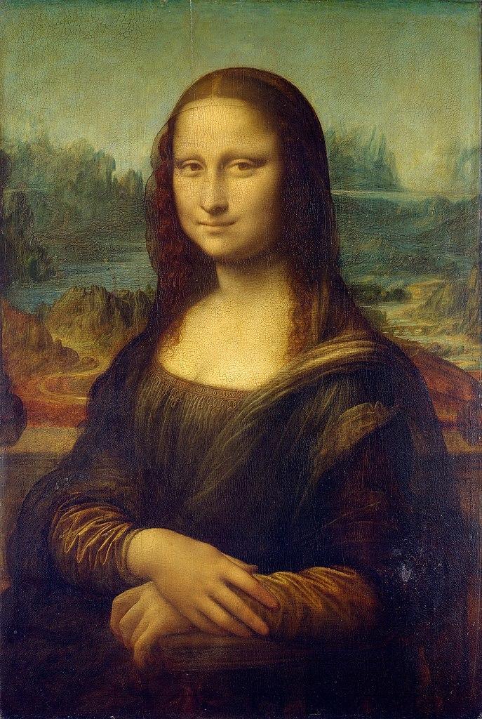 Sự thật bất ngờ đằng sau sự nổi tiếng của bức họa Mona Lisa - Ảnh 2