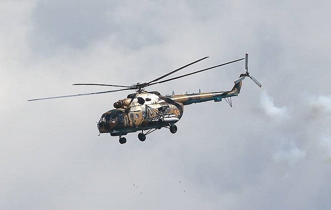 Trực thăng Mi-8 Nga gặp nạn, toàn bộ phi hành đoàn thiệt mạng - Ảnh 1