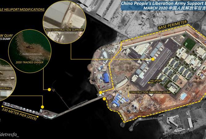 Căn cứ quân sự bất khả xâm phạm của Trung Quốc tại châu Phi, như thành lũy thời Trung cổ - Ảnh 2
