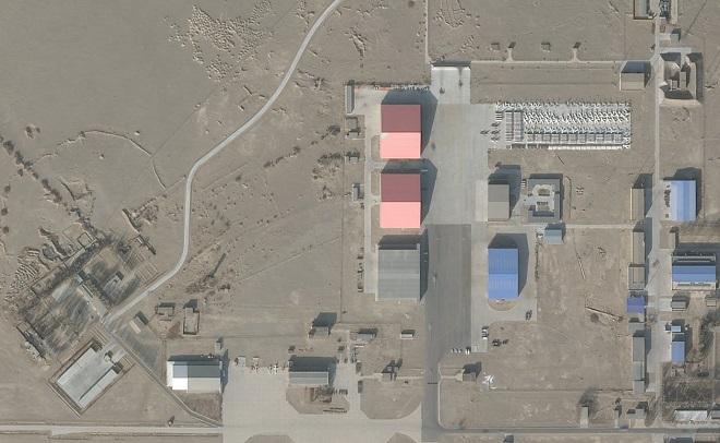 Có gì trong căn cứ quân sự khổng lồ của không quân Trung Quốc trên sa mạc Gobi? - Ảnh 5