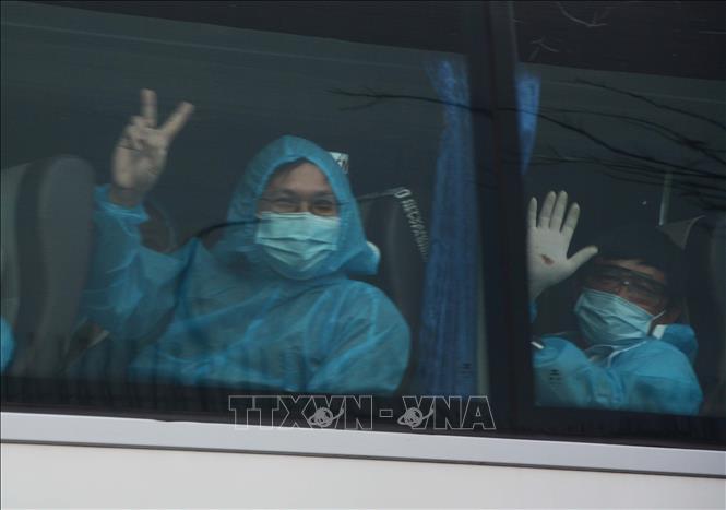 Đã 36 ngày Việt Nam không có ca lây nhiễm COVID-19 trong cộng đồng - Ảnh 1