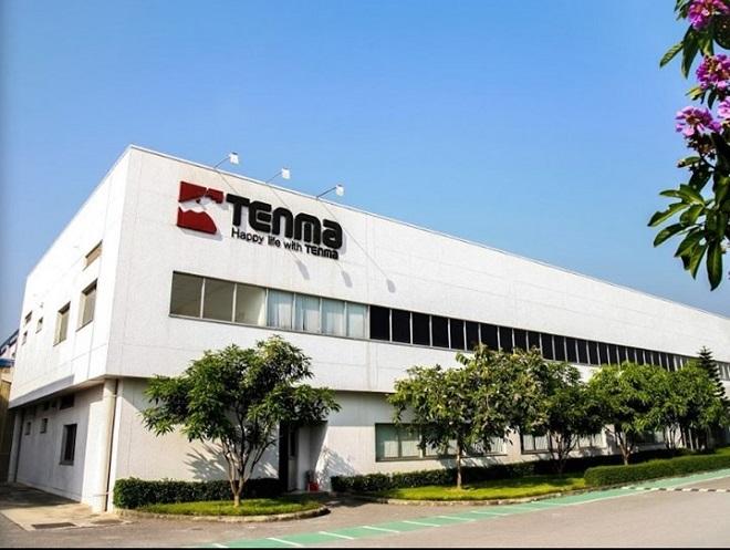 Hồ sơ công ty Tenma của Nhật Bản  - Ảnh 1