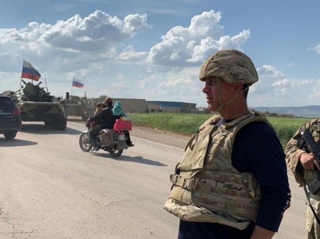 Tin tức quân sự mới nóng nhất ngày 3/5: Nga chặn đoàn xe Mỹ tại Đông Bắc Syria - Ảnh 1