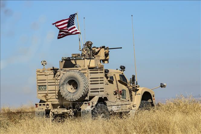 Tin tức quân sự mới nóng nhất ngày 4/5: Nga chặn một đội tuần tra của Mỹ tại Syria - Ảnh 1