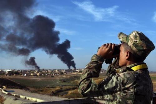 Tin tức quân sự mới nóng nhất ngày 1/6: Thổ Nhĩ Kỳ tiến hành cuộc tấn công lớn nhằm vào Quân đội Syria - Ảnh 1