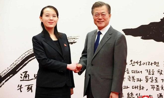Đời tư kín tiếng của bà Kim Yo-jong, người phụ nữ quyền lực nhất Triều Tiên - Ảnh 2
