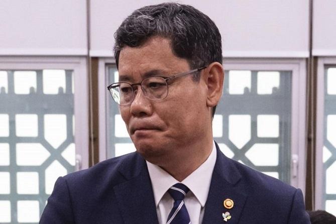 Bộ trưởng Thống nhất Hàn Quốc từ chức giữa lúc căng thẳng leo thang - Ảnh 1