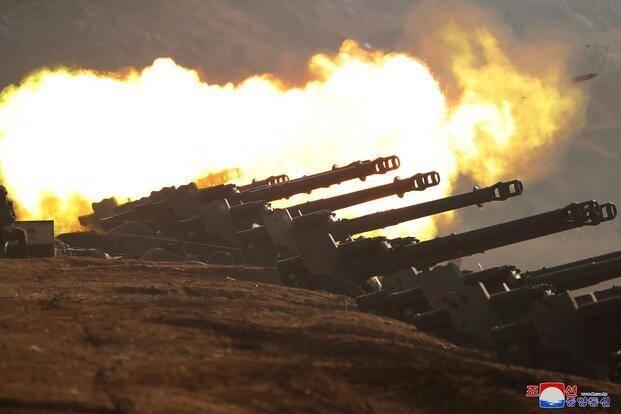 Tin tức quân sự mới nóng nhất ngày 17/6: Triều Tiên có thể đưa các trung đoàn và hỏa lực mạnh đến biên giới - Ảnh 1