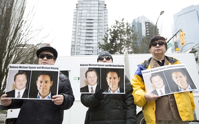Trung Quốc truy tố hai công dân Canada với tội danh gián điệp - Ảnh 1